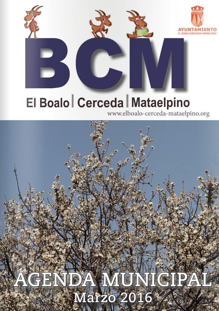 Marzo en BOCEMA